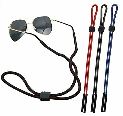 Sunglass Eyeglasses Glasses Spectacle Adjustable Sports Holder strap Eyeglass Straps, Cords & Grips