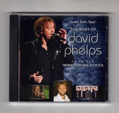 NEW The Best of David Phelps by David Phelps (Guitar) (CD, Mar-2011, (The Best Of David Phelps Cd)