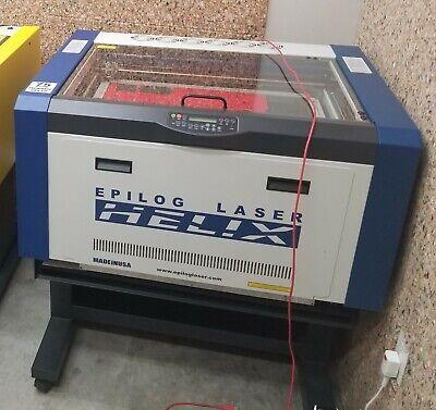 Epilog Helix 75 Watt Co2 Laser Engraver