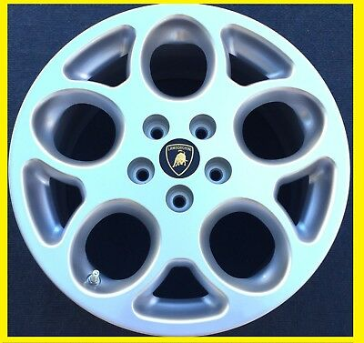 "18"" LAMBORGHINI DIABLO 6.0 MAGNESIUM WHEELS RIMS BRAND NEW IN THE BOX OEM VT"