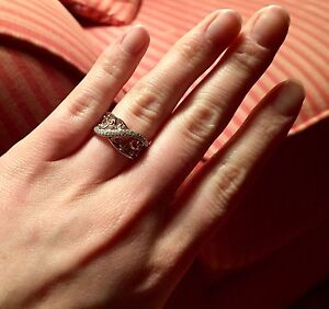 Diamond ring from People's
