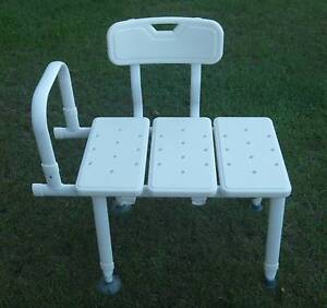 Shower Seat / Bath Transfer Bench for Disabled - Heavy Duty-200kg Coopers Plains Brisbane South West Preview