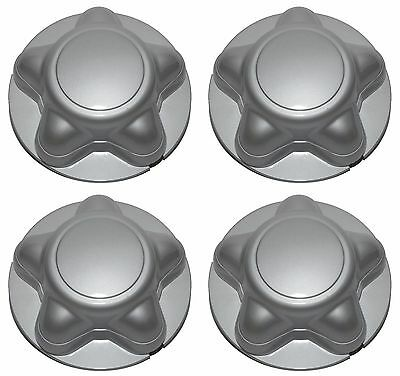 Used, 1997-2004 FORD F-150 F150 EXPEDITION Steel Wheel SILVER Center Hub Cap SET of 4 for sale  Tulsa