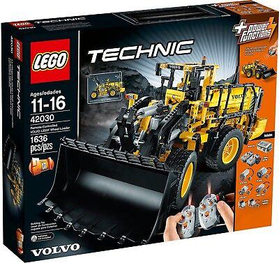 Außerhalb Spielzeug (Lego TECHNIK 42030 Schaber VOLVO L350F Ferngesteuert seltene außerhalb)