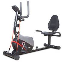 NEW Lifespan Fitness LSG Recumbent Bike RB-1 Campbellfield Hume Area Preview