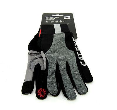 Ale Cycling Full Finger Fleece Undergloves XL Black Road Bike MTB XC Winter
