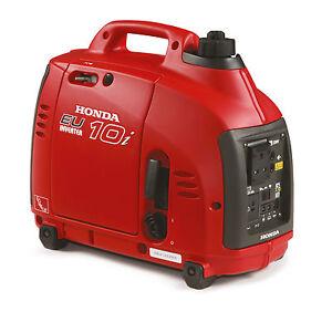 Honda Generator EU10I | eBay