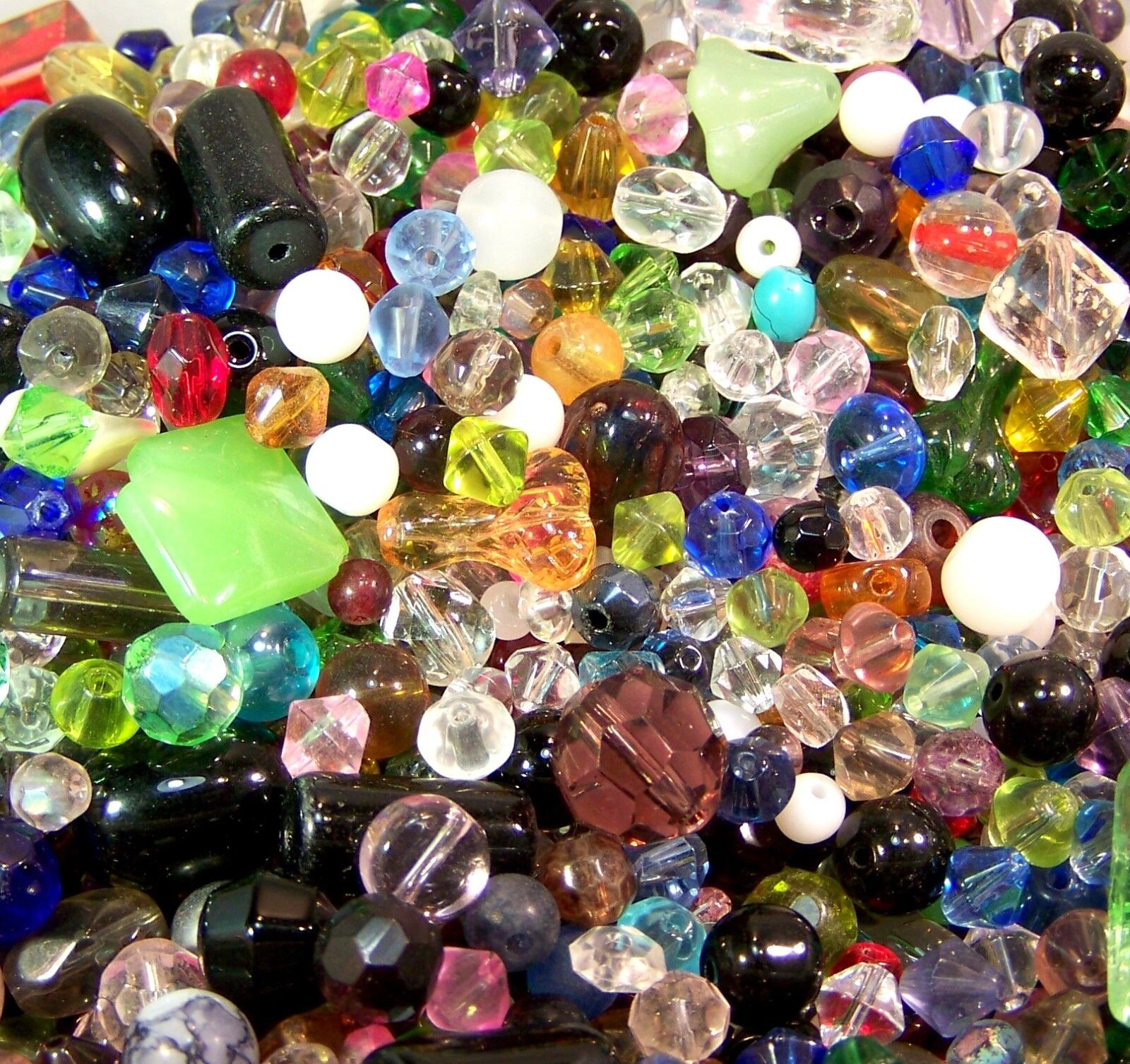 beads spacetrader double bulk wholesale x buy supplies in mix colour glass australia bead swirl