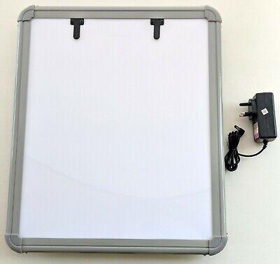 110v Led X-ray Illuminator Wall Mount View Box Dentist High Brightness Fastship