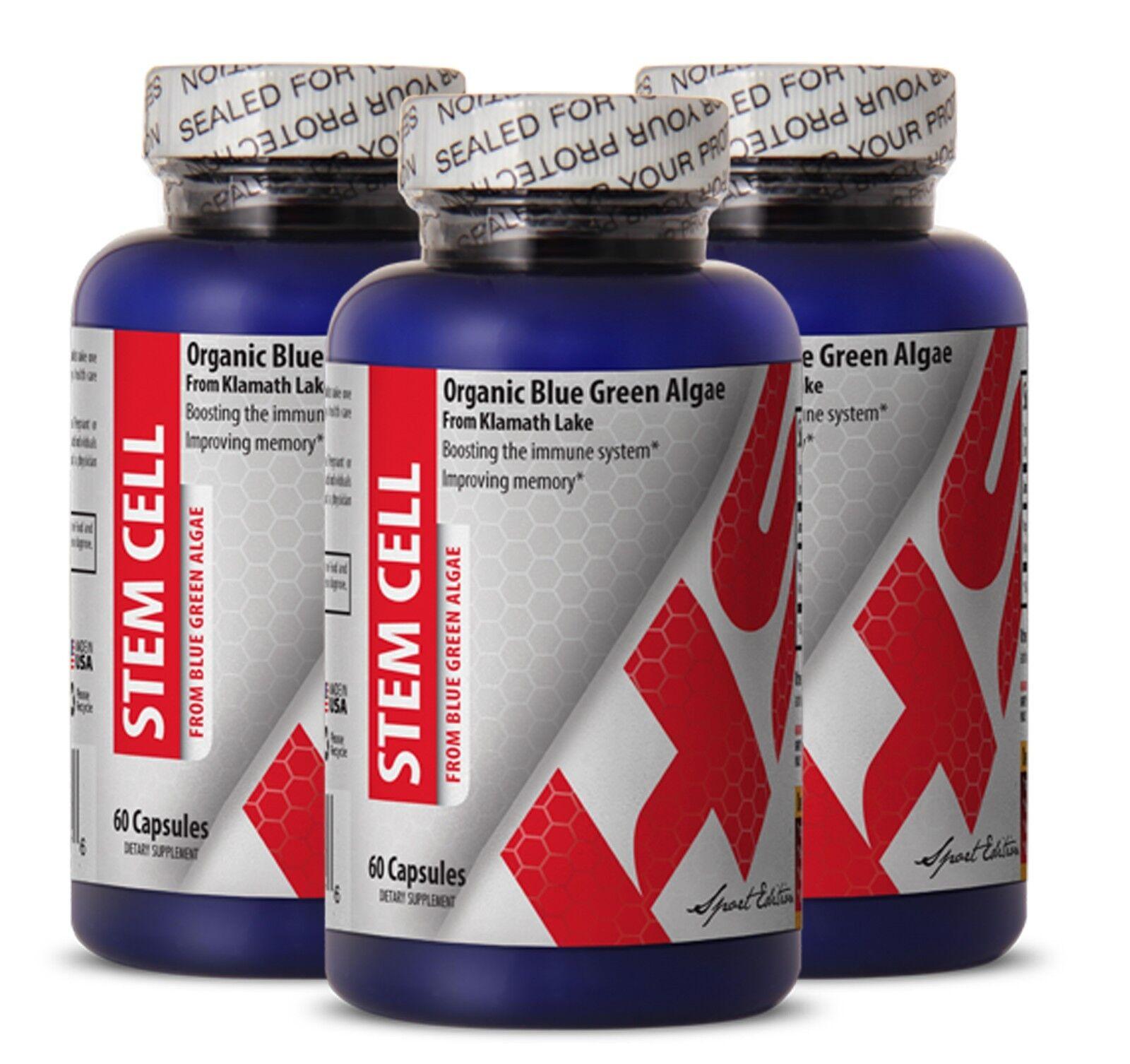 Burn Fat Cells Capsules - Stem Cell Booster 500mg - Klama...