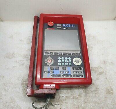Toyo Programmable Logic Control System Panel Plcs-11