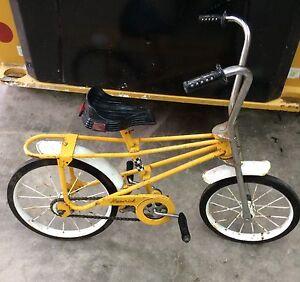 Thistle Maverick kid bike