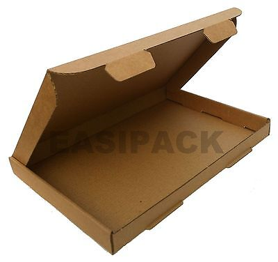 1000 x Cardboard Postal Mail Boxes PIP (Large Letter) 320x230x20mm - C4