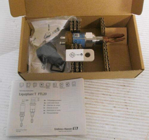 Endress & Hauser FTL20-0020 Liquiphant Liquid Level Switch