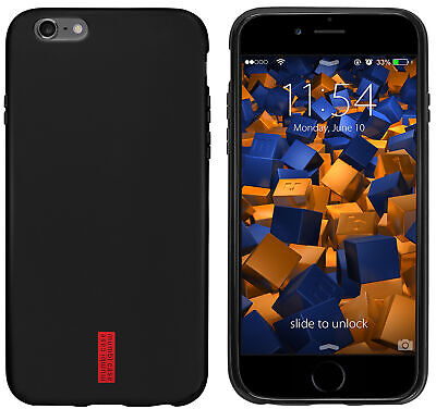 mumbi Hülle für Apple iPhone 6s 6 Schutzhülle Case Tasche Cover Schutz Handy (Apple Iphone6 Silikonhülle)