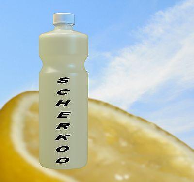 (11,90€/Liter) Scherkoo Scherkopfreiniger Zitrone  für CCR Kartusche Angebot online kaufen