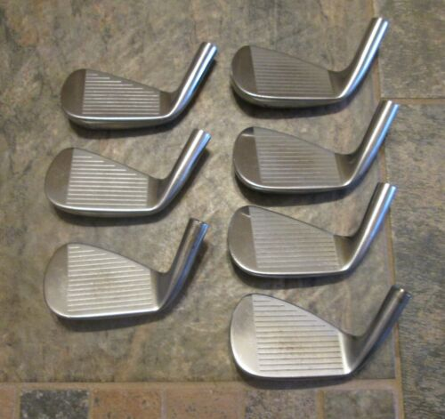 Adams CMB Tungsten Forged 4-PW heads only .355 Righthanded Used