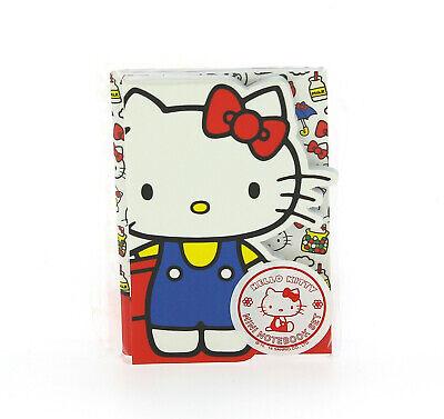 Hello Kitty Vintage Set of 2 Mini Notebooks