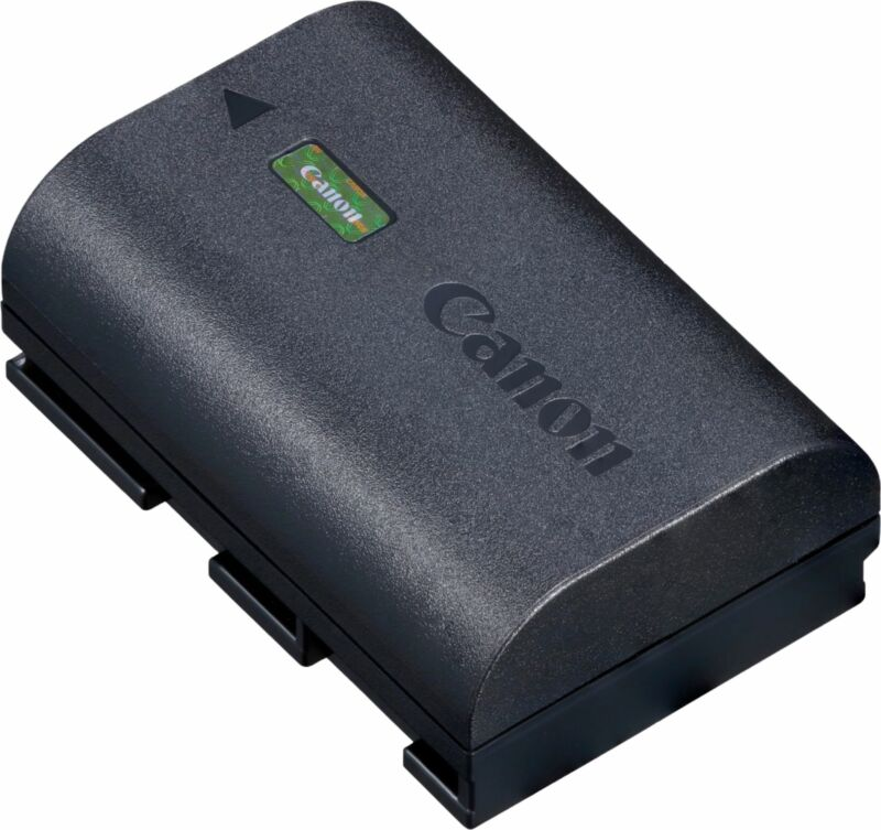 Rechargeable Lithium-Ion Battery for Canon LP-E6NH
