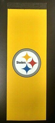 2018 NFL Pittsburgh Steelers Commemorative Season Tickets Book Free Shipping