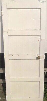 Period Interior Panelled Door 1920 / 1930s