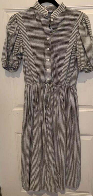 NWOT Authentic Drei Zinnen GERMAN Octoberfest DRESS Vintage Festival Size 38