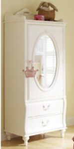 Young America Caroline Armoire by Stanley for Girl's bedroom