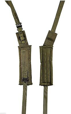 - Olive Drab Military Style Enhanced ALICE Pack Shoulder Straps Rothco 2269