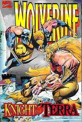 Wolverine: Knight of Terra (one-shot) (USA, 1995)