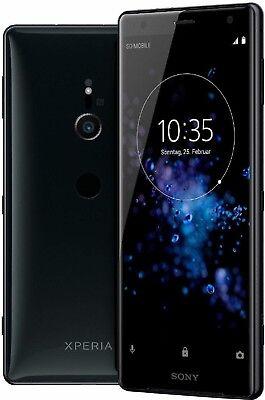 "Sony Xperia XZ2 H8296  64GB 6GB Dual Sim 5.7"" Android OctaCore Unlock- Schwarz"