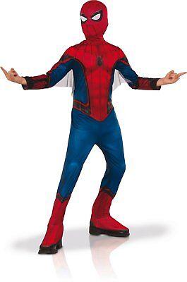 Marvel, Costume di Carnevale, Uomo Ragno Spider Man, tag. L, 7-8 anni