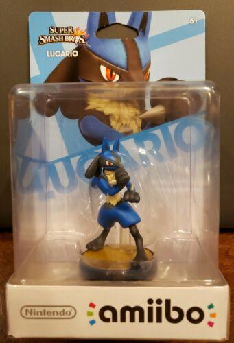 Nintendo Lucario Amiibo Super Smash Bros US Version - 2014 Sealed  - $23.99