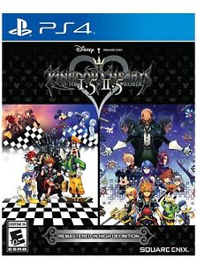 Looking for Kingdom Hearts PS4 1.5 + 2.5 remix