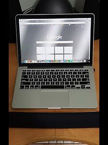 """MacBook Mid 2014 13"""" Fully Loaded With Apple Care"""