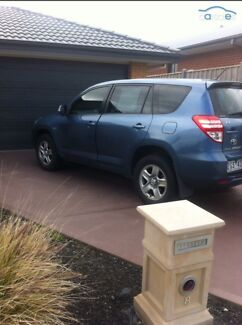Toyota RAV4 cv wagon 2.4lt 4cyl WTI engine automatic transmission  Cranbourne Casey Area Preview