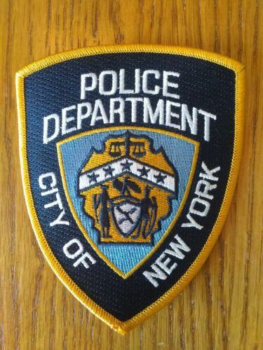 New York City, NY Police Shoulder Patch (Old Style)