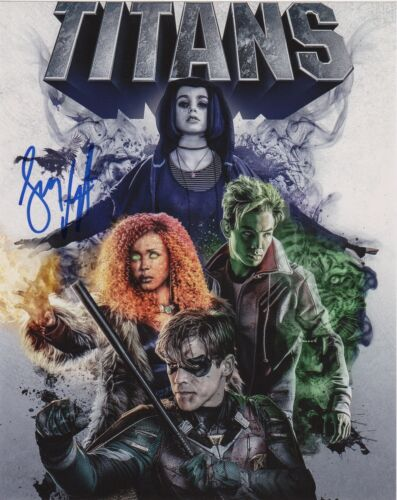 Greg Berlanti DC Titans Autographed Signed 8x10 Photo COA BC1