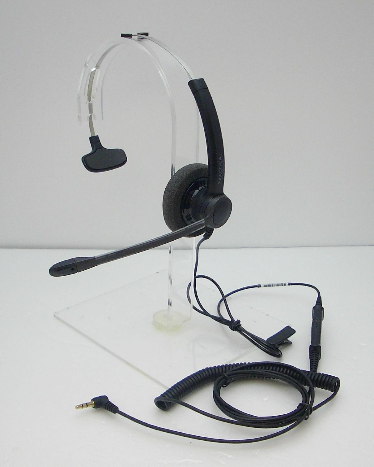 Details about Plantronics SP11-QD Headset with IP-Touch Cable for Alcatel 8028 8029 8038 8039