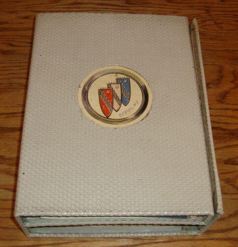 Original 1961 Buick Presentation Book Dealer Showroom Album Electra 225 LeSabre