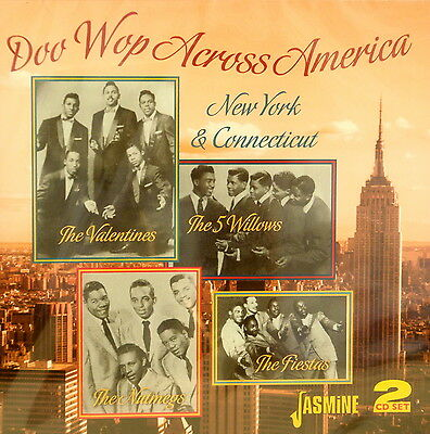 Doo Wop Across America 'new York & Connecticut' - '2cd Set On Jasmine