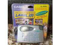 ✮ Casio EZ-Label Printer KL 60-L Brand New