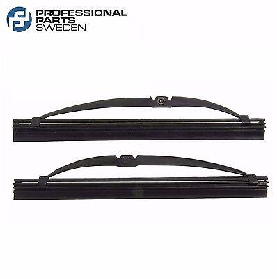 PPS Volvo Headlight Wiper Blade Set Of 2 01-06 S60 V70 XC70 #274433