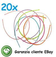 20 Cerchietti Fasce Elastiche Pinzette Fermagli Capelli Gadget Regalo Bambina -  - ebay.it