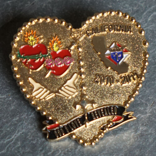 Rare Vintage Pin - Gods Love Revealed Crown of Thorns K of C Knights of Columbus