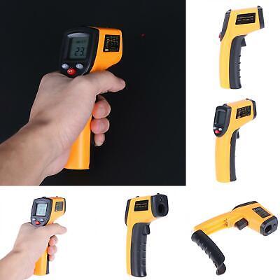 Usa Non-contact Lcd Laser Infrared Digital Temperature Thermometer Gun Pyrometer