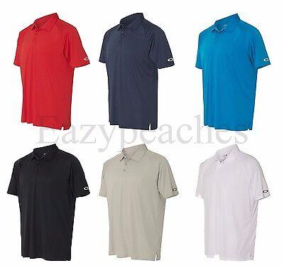 Oakley Sunglasses - NEW Men's Dri-Fit Raglan Golf Polo, Sport Shirt, Size S-2XL