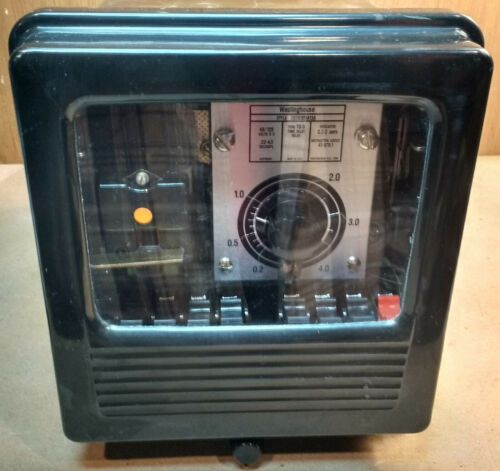 Westinghouse TD-5 Overcurrent Relay Style 293B301A13A