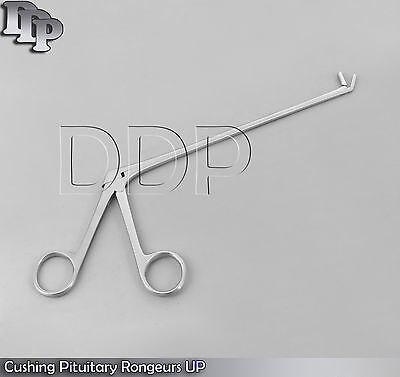 Cushing Pituitary Rongeurs 8 3x10mm Cup Up Ent Surgical Instruments