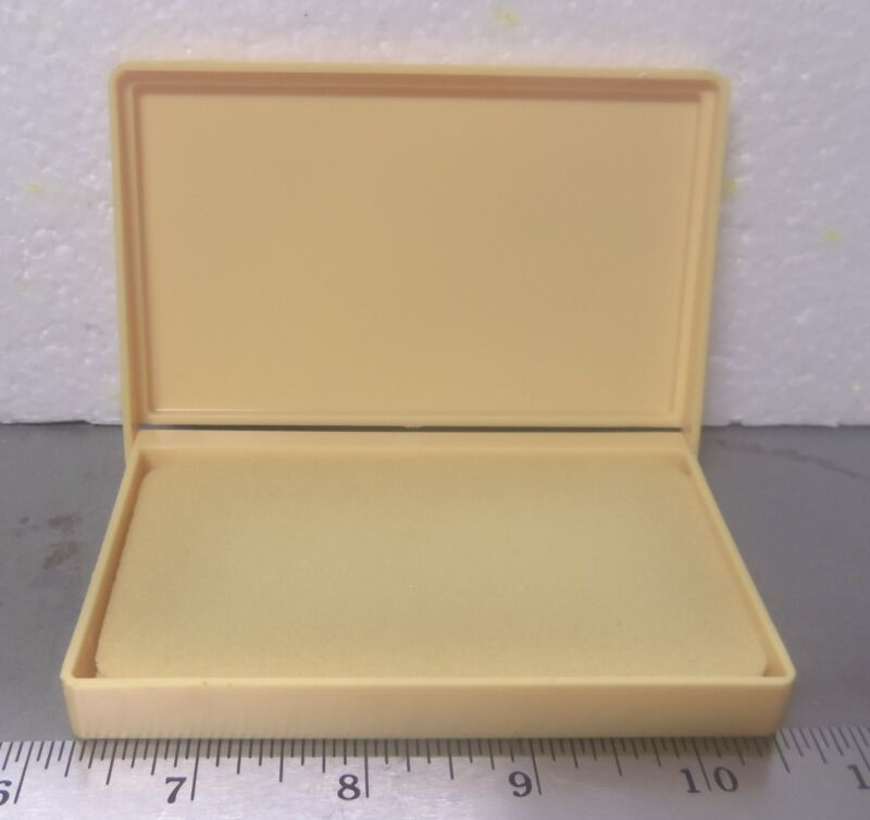 Classic Stamp Pad & Ink Co. - Uninked Foam Stamp Pad (NOS)