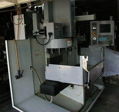 2005 Haas Tm-1 Cnc Vertical Machining Center Ref  7795458